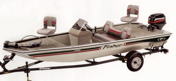 Fisher 1700 Manufacturer Provided Image: 1700