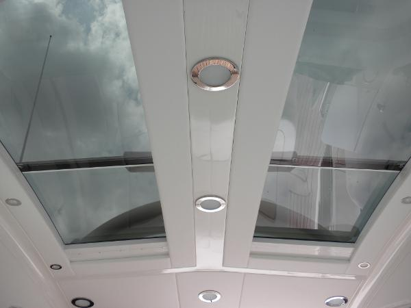 Hardtop power sunroofs