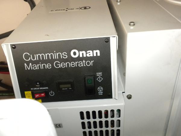Upgraded 13.5 KW generator