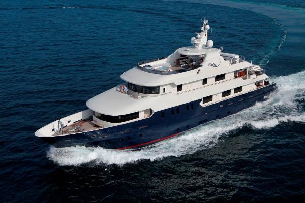 Mengi Yay Trawler 40M
