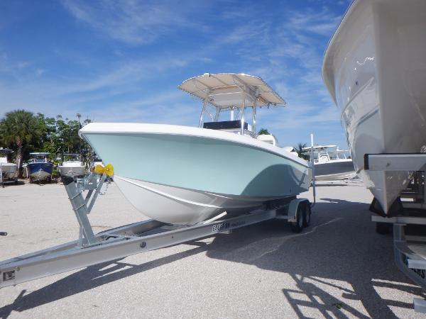 Bluewater Sportfishing 23t