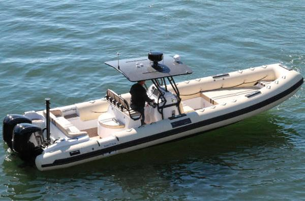 Nautica RIGID Center Console Tender