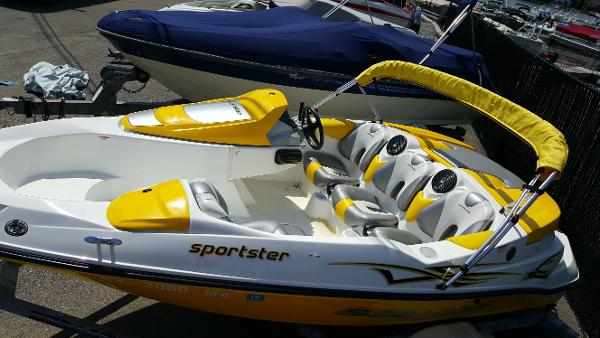 Sea-Doo Sportster