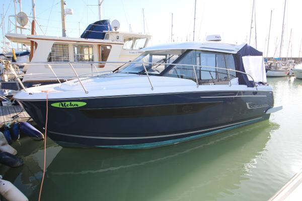 Jeanneau Merry Fisher 895 Legend Offshore