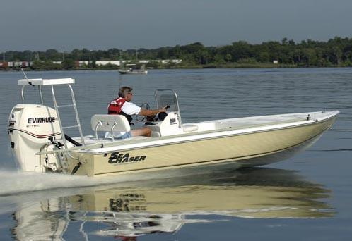 Sea Chaser 200 Flats Manufacturer Provided Image