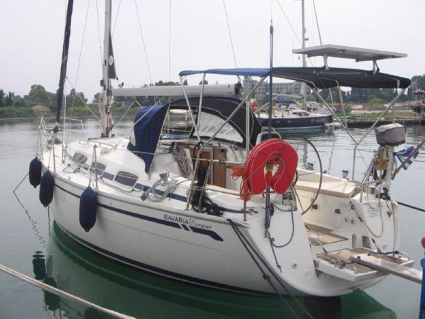 Bavaria 31 Cruiser Bavaria 31 Cruiser - Sailboat