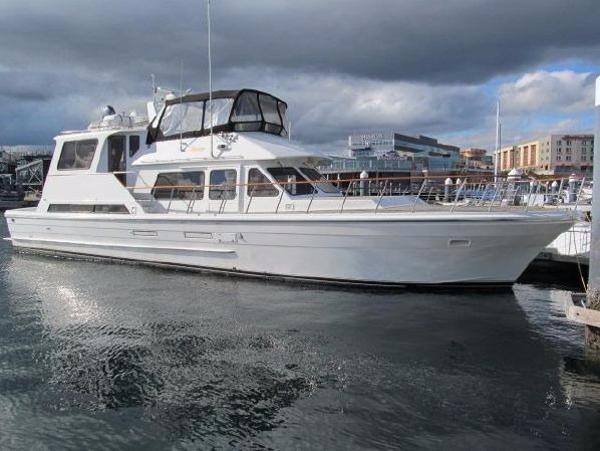 Spindrift Motoryacht Sister Ship