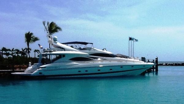 Sunseeker 84 Manhattan Profile