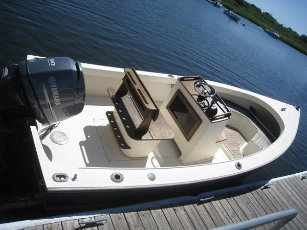 Roth Bilt 18 Center Console