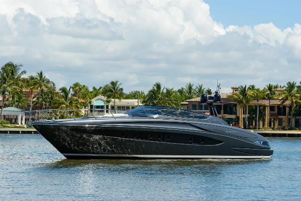 "Riva 63' Virtus 2014 63' Riva ""Vantage"" Port Profile"