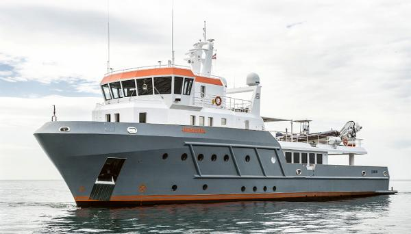 Ocean King Explorer 130 Manufacturer Provided Image