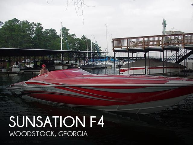 Sunsation F4 2008 Sunsation F4 for sale in Woodstock, GA