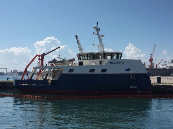 Mengi Yay Trawler 25M Mengi Yay Trawler 25M