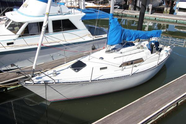 C&C  29  Mk II sloop