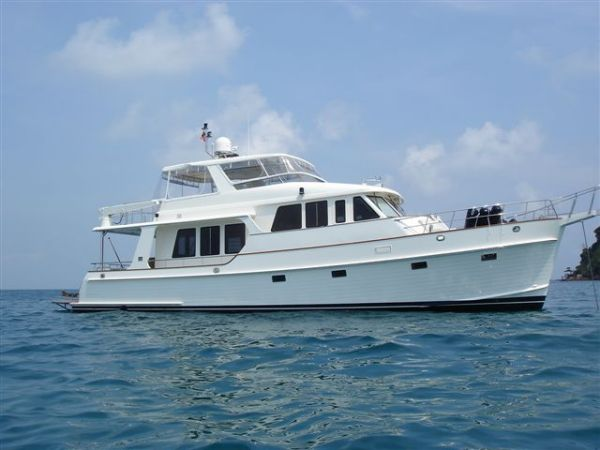 Grand Banks ALEUTIAN 59'RP Grand Bank 59'