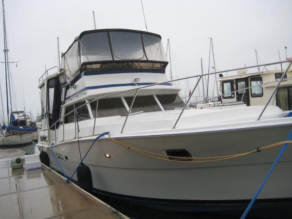 1978 viking dbl cabin motor yacht ventura california for Viking 43 double cabin motor yacht