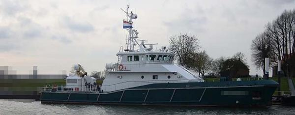 Patrol Vessel Miscellaneous Miscellaneous Patrol Vessel - 2003