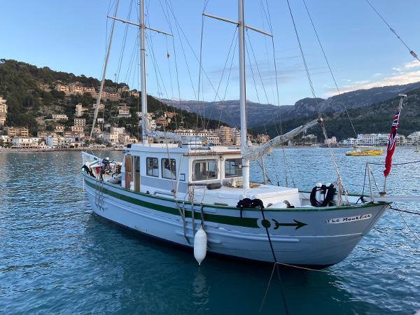 North Sea Boats Motor Sailor Cruiser