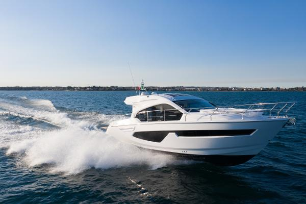 Sessa Marine C42 Manufacturer Provided Image