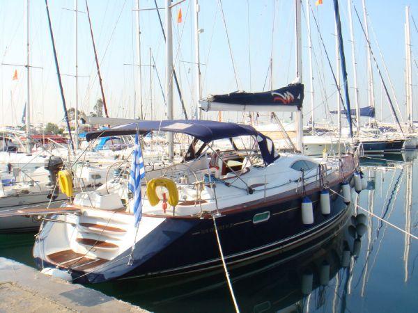 Jeanneau Sun Odussey 54 DS Jeanneau Sun Odussey DS 54 - Sailing Yacht