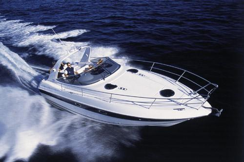 Bavaria Motor Boats BMB 32 Manufacturer Provided Image: BMB 32