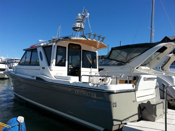 Cutwater 28 Title
