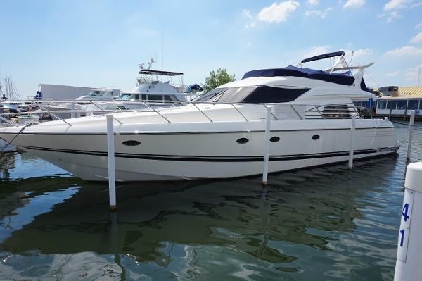 Sunseeker Manhattan 62 Profile