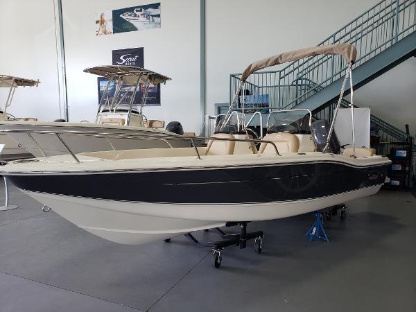 Scout 175 Sport Dorado