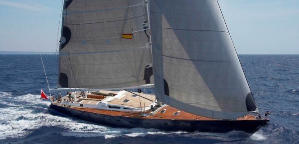 Sailboat Gilles Vaton Trehard 82