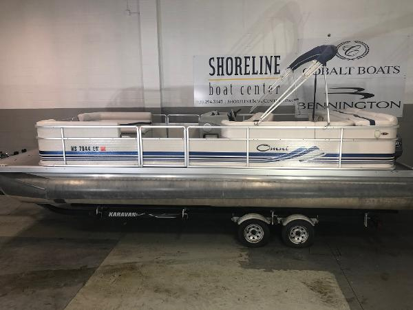 Harris FloteBote Omni Cruiser 240