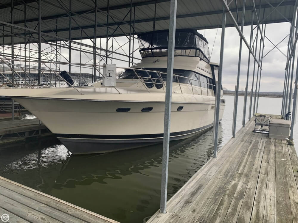 Silverton 46 Aft Cabin Motoryacht 1989 Silverton 46 Aft Cabin Motoryacht for sale in Grand Rivers, KY