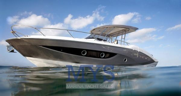 Sessa Marine KEY LARGO 34 FB SESSA KEY LARGO 34 (5)