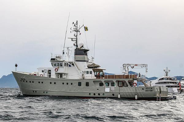 Maxi Ocean Explorer 36m Expedition Yacht EXPEDITION YACHT