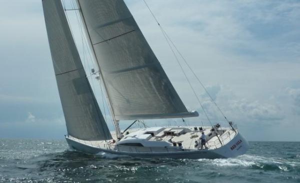 2009 Swan 90S