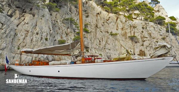 Alfred Mylne William Fife build Bermudian Cutter