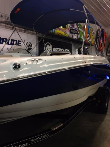 Nautic Star 193SC DECK BOAT