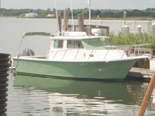 Parker 2530 Extended Cabin