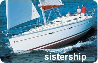 Beneteau Oceanis Clipper 393 Beneteau Oceanis 393 - sailing