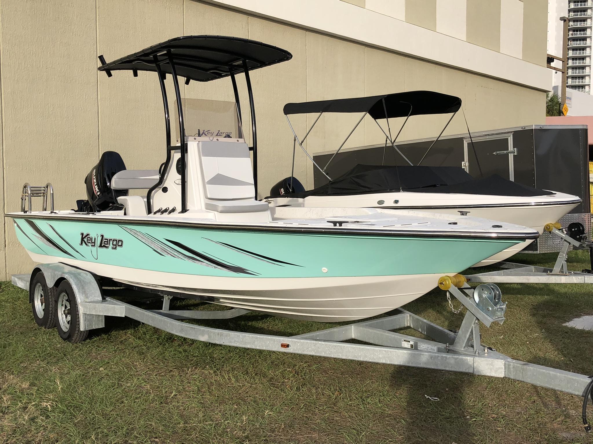 Key Largo 220 Bay Boat