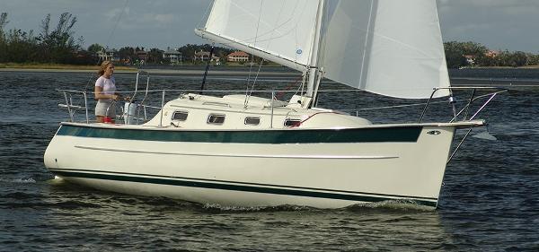 Seaward Yachts 26 RK Retractable Keel