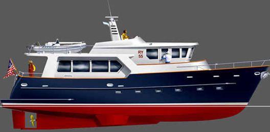 Ruby Yachts Passagemaker 55 Ruby Yachts Passagemaker 55