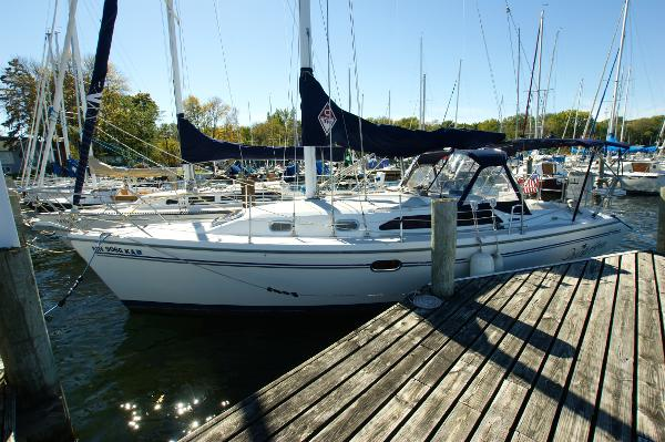 Catalina 310 Profile