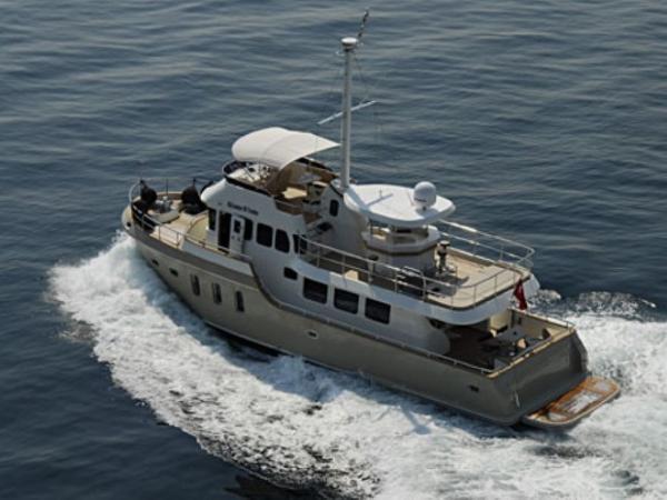 Mengi Yay Trawler 19M Mengi Yay Trawler 19M