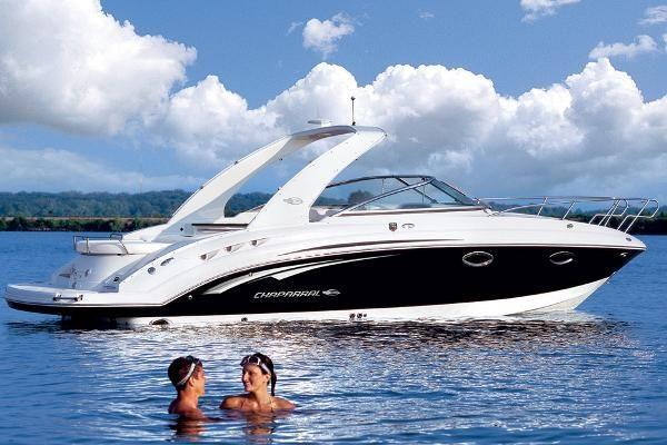 Chaparral SSX 285 Cuddy Sportboat Sistership profile
