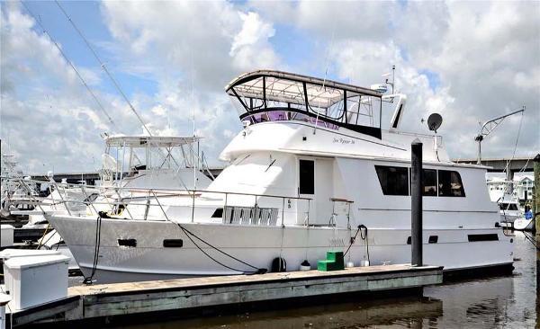 Sea Ranger 56 Motor Yacht Profile