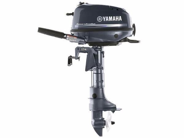 Yamaha Marine F6