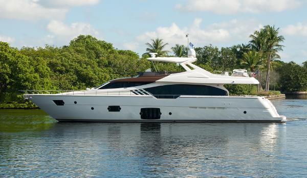 Ferretti Yachts 870 2014 870 Ferretti - Current Asset