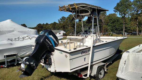 Angler Boats 204
