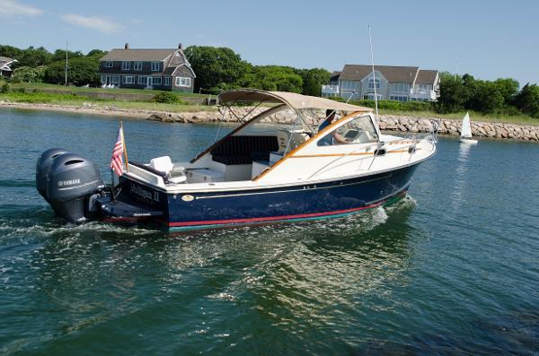 Seaway 27 Seafarer
