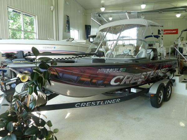 Crestliner Fish Hawk 1850 WT